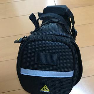トピーク(TOPEAK)のTOPEAK☆サドルバック(バッグ)
