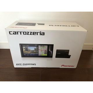 カロッツェリア ZH0999WS(カーナビ/カーテレビ)