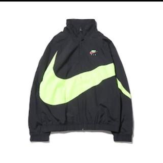 ナイキ(NIKE)のNIKE  ウーブン jacket(ナイロンジャケット)