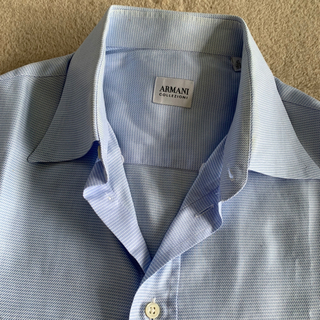 アルマーニ コレツィオーニ(ARMANI COLLEZIONI)のARMANI メンズ ワイシャツ(シャツ)