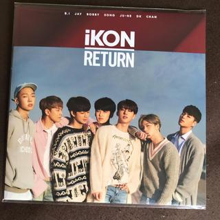 アイコン(iKON)のiKON 未開封ミニアルバム(K-POP/アジア)