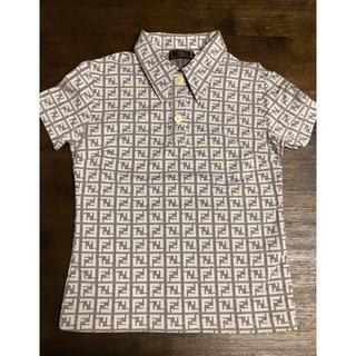 フェンディ(FENDI)のFENDI ポロシャツ (Tシャツ(半袖/袖なし))