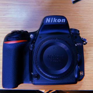 Nikon - NikonD750    24-120mm F4レンズ付き