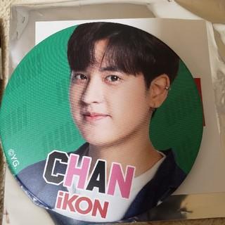 アイコン(iKON)のiKON 缶バッジ チャヌ(K-POP/アジア)