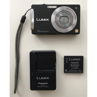 パナソニック(Panasonic)のLUMIX デジタルカメラ DMC-FX500(コンパクトデジタルカメラ)
