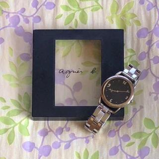 アニエスベー(agnes b.)のおまめ 様 😊 専用   アニエス㉟    稼働品✨(腕時計)
