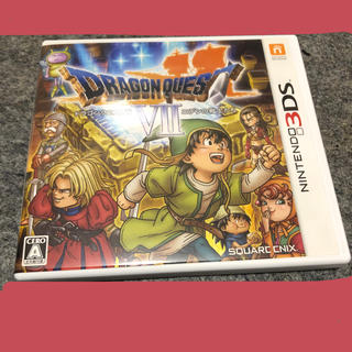 3DS ドラゴンクエストVII エデンの戦士たち(携帯用ゲームソフト)