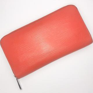 ルイヴィトン(LOUIS VUITTON)のルイヴィトン エピ オレンジ 財布(財布)
