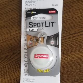 シュプリーム(Supreme)のSupreme Spotlight Keychain(キーホルダー)
