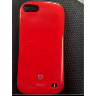 iface iPhoneケース7 8 オレンジ(iPhoneケース)