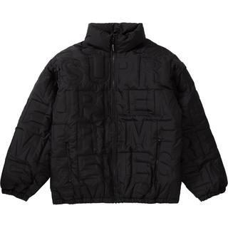 シュプリーム(Supreme)のM supreme puffy jacket(ダウンジャケット)