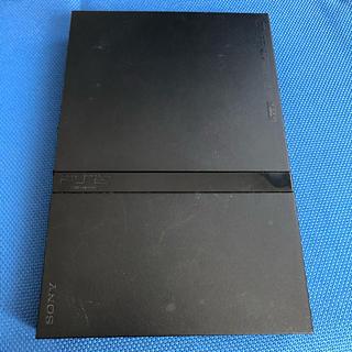 プレイステーション2(PlayStation2)のPS2 70000 ブラック 本体(家庭用ゲーム本体)