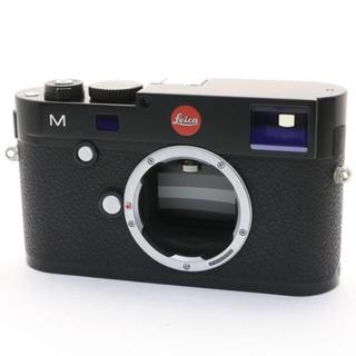 ライカ(LEICA)のライカ Leica M typ.240 ブラックペイント 動作快調 早い者勝ち(ミラーレス一眼)
