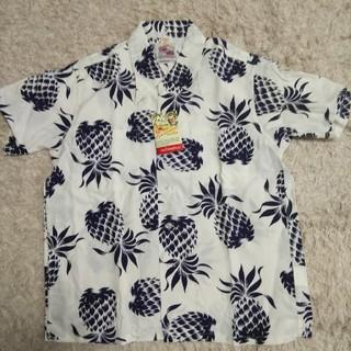 トウヨウエンタープライズ(東洋エンタープライズ)のアロハシャツ(デュークカハナモク)(シャツ)