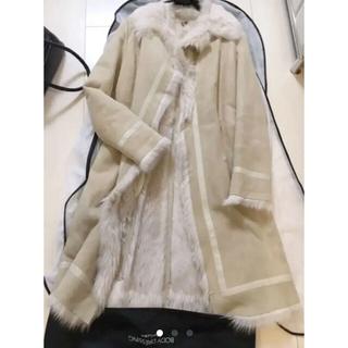 ボディドレッシングデラックス(BODY DRESSING Deluxe)の(特別価格) BODY DRESSING Deluxeの毛皮のコート(毛皮/ファーコート)