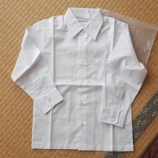 スクールシャツ 120センチ新品(Tシャツ/カットソー)