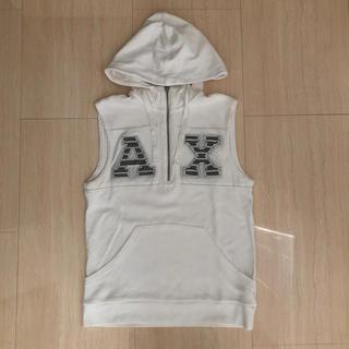 アルマーニエクスチェンジ(ARMANI EXCHANGE)のARMANI EXCHANGE ベスト(Tシャツ/カットソー(半袖/袖なし))