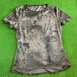 アディダス(adidas)のアディダス トレーニングTシャツ 半袖Lサイズ(ウェア)