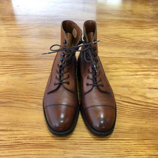 エドワードグリーン(EDWARD GREEN)の【シューツリー付き】エドワードグリーン 5.5 ブーツ(ブーツ)