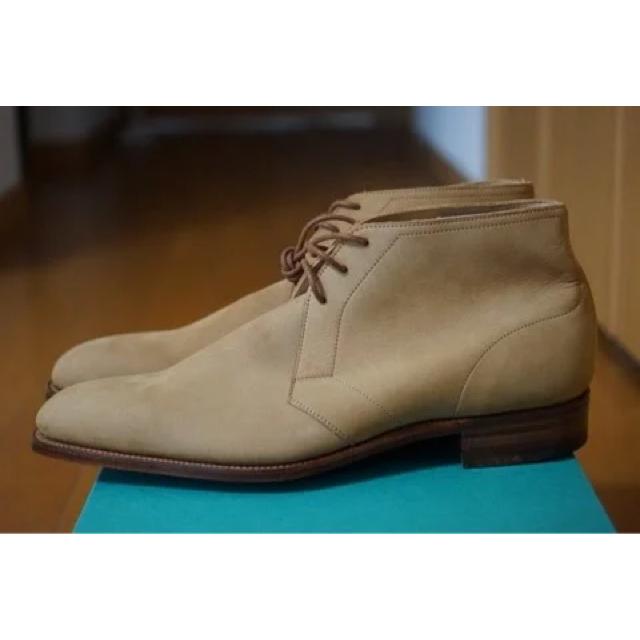 EDWARD GREEN(エドワードグリーン)のエドワードグリーン ブーツ size表記6(実際は5.5相当) メンズの靴/シューズ(ブーツ)の商品写真
