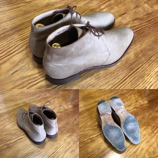 エドワードグリーン(EDWARD GREEN)のエドワードグリーン ブーツ size表記6(実際は5.5相当)(ブーツ)