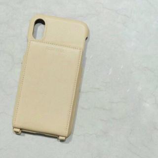 トゥデイフル(TODAYFUL)のtodayful   strap  iPhone case スマホケース(iPhoneケース)