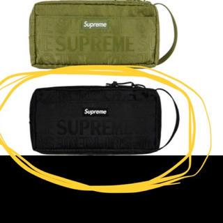 シュプリーム(Supreme)のsupreme  pouch 黒(その他)