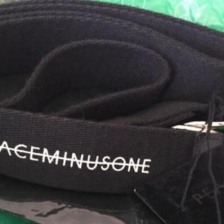 ピースマイナスワン(PEACEMINUSONE)のpeaceminusone ベルト(ベルト)