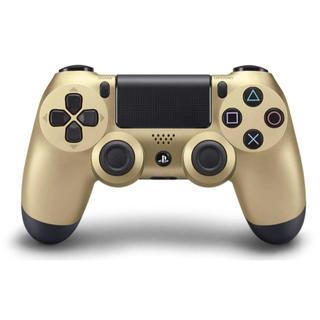 プレイステーション4(PlayStation4)のワイヤレスコントローラー (DUALSHOCK 4) ゴールド(その他)