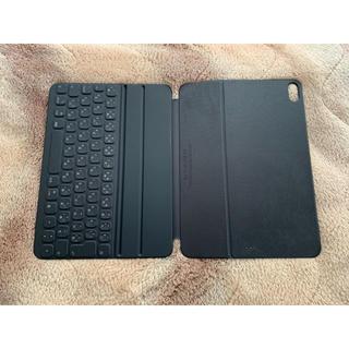 アップル(Apple)のsmart keyboard folio (iPad pro 11インチ)(iPadケース)