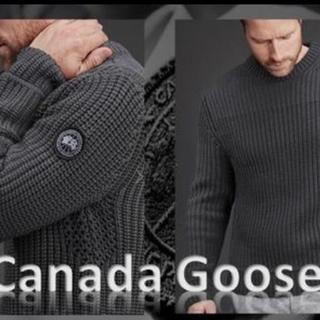 カナダグース(CANADA GOOSE)のカナダグース ブラックレーベル(ニット/セーター)