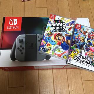 ニンテンドースイッチ(Nintendo Switch)のswitch ソフト(家庭用ゲームソフト)