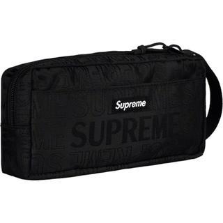シュプリーム(Supreme)のSupreme organizer pouch  黒(その他)
