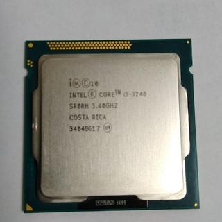 Core i3 3240 3.40Ghz 1499(PCパーツ)