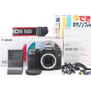 キヤノン(Canon)の Canon キャノン EOS 50D(デジタル一眼)