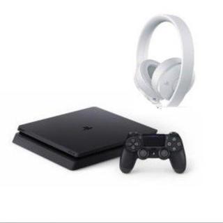 プレイステーション4(PlayStation4)のPS4、ワイヤレスヘッドフォン セット(家庭用ゲーム本体)