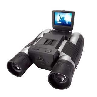 54.デジタルカメラ双眼鏡 光学12倍 デジタル32倍ズーム(コンパクトデジタルカメラ)