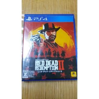 プレイステーション4(PlayStation4)のレッド・デッド・リデンプション2(家庭用ゲームソフト)