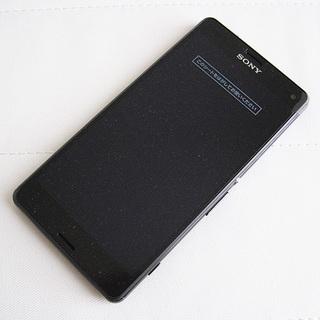 ソニー(SONY)の【外装交換品】ドコモ Xperia A4 SO-04G グレー(スマートフォン本体)
