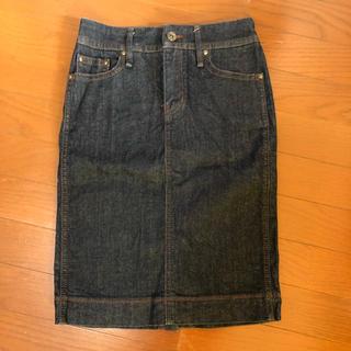バーバリー(BURBERRY)のBurberry☆タイトスカート(ひざ丈スカート)