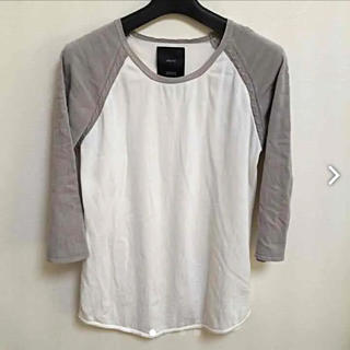 エフィレボル(.efiLevol)のefiLevol ラグラン(Tシャツ/カットソー(七分/長袖))