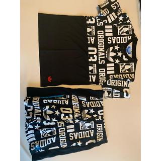 アディダス(adidas)のadidas original Tシャツ×ハーフパンツ(ハーフパンツ)