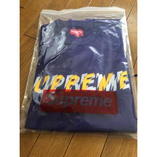 シュプリーム(Supreme)のsupreme shatter T(Tシャツ/カットソー(半袖/袖なし))