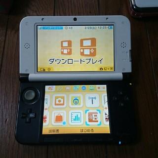 ニンテンドー3DS(ニンテンドー3DS)のカスタム3DSLL本体(携帯用ゲーム本体)