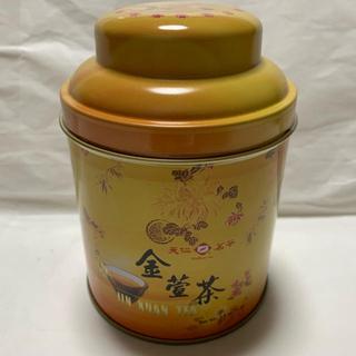 ◆未開封 台湾 金萱茶  天仁茗茶 75g 缶入り