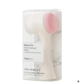 フランフラン(Francfranc)の洗顔ブラシ 2WAY(洗顔ネット/泡立て小物)