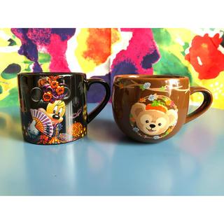 ディズニー(Disney)のディズニーハロウィン マグカップ2点(キャラクターグッズ)