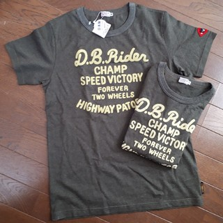ダブルビー(DOUBLE.B)の2枚セット ダブルB 半袖Tシャツ 150 160(Tシャツ/カットソー)