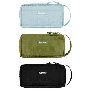 シュプリーム(Supreme)のsupreme  organizer pouch Black(その他)