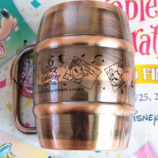 ディズニー(Disney)の2019 完売 35周年 グランドフィナーレ ディズニーランド ステンレスマグ(キャラクターグッズ)